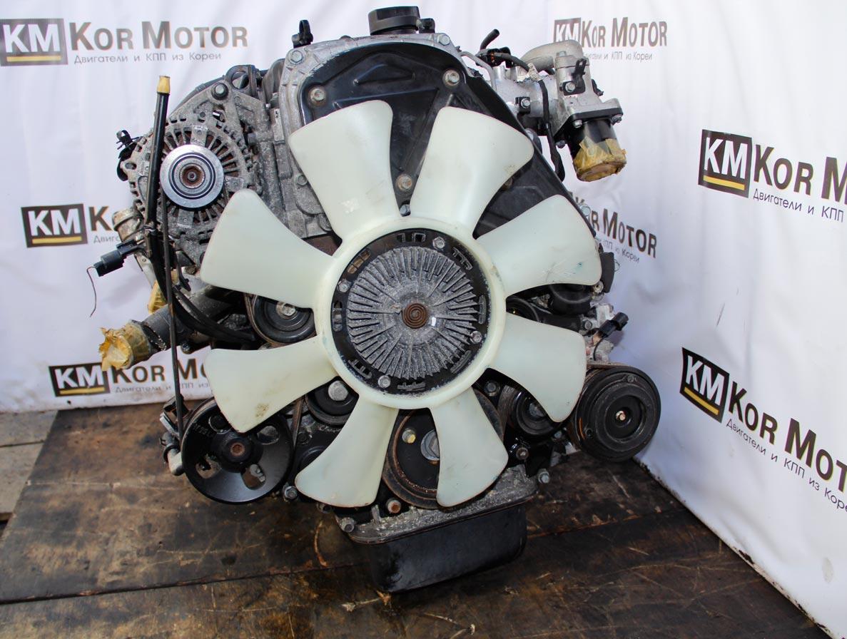 Двигатель на Hyundai Starex