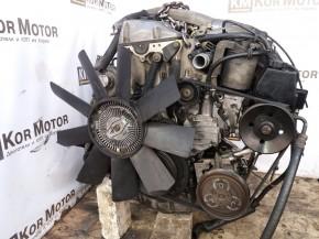 Двигатель 661 Муссо, Корандо 2.3, 6610107800, Musso, Korando, Дизель