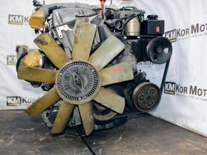 Дизельный двигатель Сангионг Корандо, Муссо 662 2,9 литра