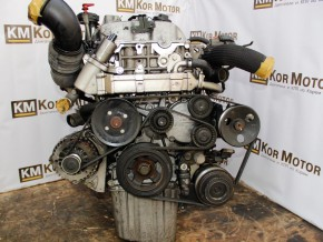 Двигатель D20DT СангЙонг Актион, Кайрон 2.0 Euro4 664, Actyon, Kyron, Дизель