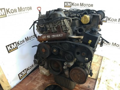 Двигатель 665 СангЙонг Кайрон 2.7 , Rexton, Kyron, Дизель