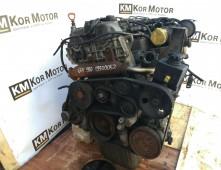 Двигатель 665 СангЙонг Кайрон 2.7