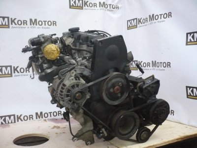 Двигатель A15SMS Шевроле Ланос 1.5, Бензин