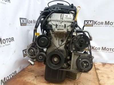Двигатель B10D1 Шевроле Спарк, Дэу Матиз 1.0, Spark, Matiz, Бензин