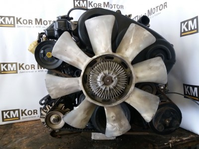 Двигатель D4BF Хендай Галлопер 2.5, Gallopper, Porter, Дизель