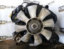 Двигатель D4BF Хендай Галлопер 2.5