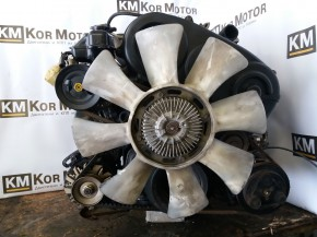 Двигатель D4BF Хендай Галлопер 2.5, 21101-42A20, Gallopper, Porter, Дизель