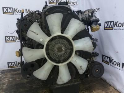 Двигатель D4CB VGT Киа Соренто 2.5 170 л.с, 101J14AU00, Sorento, Дизель
