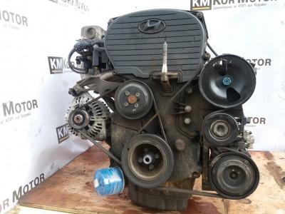 Двигатель G4JP Хендай Соната, Киа Маджентис 2.0, Magentis, Sonata, TrajetCarens, Бензин