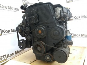 Двигатель J3 CRDI Киа Карнивал 2.9 Euro 3 144 л.с , 111Y14XS00, Carnival, Дизель