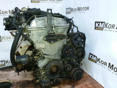Двигатель X25D1 Шевроле Эпика 2.5, 96307531, Epica, Magnus, Бензин