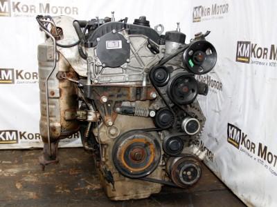 Двигатель 671950 2.0 D20DTF SsangYong New Actyon, KorandoC, Актион, Корандо, Дизель