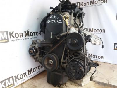 Двигатель A08S3 Дэу Матиз 0.8 катушки, Matiz, Бензин
