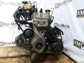 Двигатель B12D1 Шевроле Авео, Спарк 1.2, Spark, Aveo, , Бензин