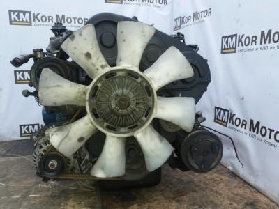 Двигатель D4BF Хендай Портер, Старекс 2.5, 2110142R00, Porter, Starex, Дизель