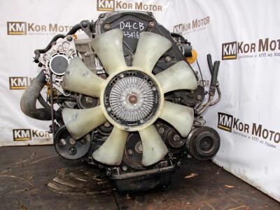 Двигатель D4CB Хендай Портер, Киа Бонго 133 л.с Euro5, Porter 2, Bongo3, Дизель