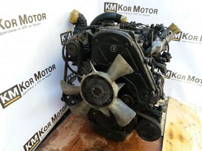 Двигатель D4CB Хендэ Старекс 2.5 145 л.с, 211014AB10, Starex,, Дизель