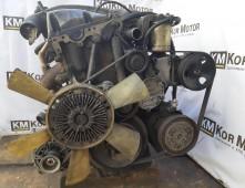 Двигатель 662910 СангЙонг Муссо 2.9