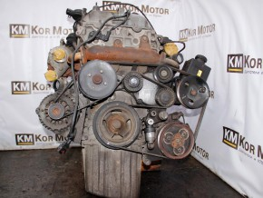 Двигатель 664 СангЙонг Актион Кайрон 2.0 Euro3 , KyronActyon, Дизель