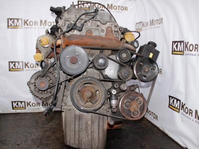 Двигатель D20DT СангЙонг Актион, Кайрон 2.0 Euro3 664, KyronActyon, Дизель