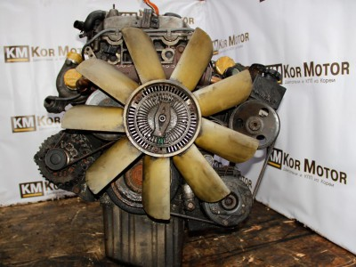Двигатель D27DT 665 СангЙонг Рекстон 2.7, Rexton, Kyron, Дизель