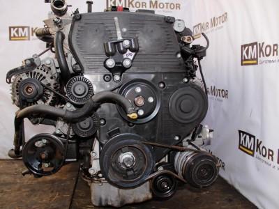 Двигатель J3 2.9 Kia Carnival CRDI Euro 4 185 л.с , 181Y14XS00, Гранд Карнивал, Дизель