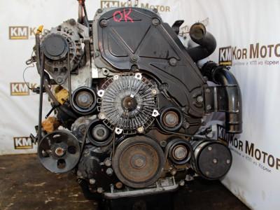 Двигатель D4CB 2.5 145 л.с Киа Соренто, 211014AA10, Киа Соренто, Дизель