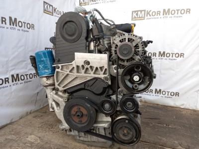 Двигатель D4EA Хендай Туксон 2.0 126 л.с , Tucson, SantaFE , Дизель