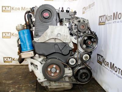 Двигатель D4EB Хендай СантаФе, Киа Спортиж 2.2 155 л.с, 111E127U00, SantaFe Sportage, Дизель