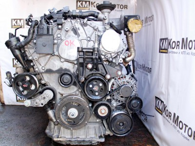 Двигатель D6EA Hyundai IX55, Veracruze 3.0 V6, Веракруз, Дизель