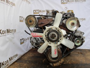 Двигатель DC23 2.3 Korando Family , Корандо Фэмили, Дизель
