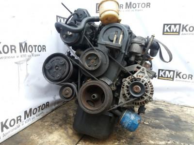 Двигатель G4EK Хендай Акцент 1.5, 2110122N00, Accent, Бензин
