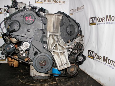 Двигатель G6CU Kia Sorento, Hyundai Terracan 3.5, Sorento, Tarracan, Бензин