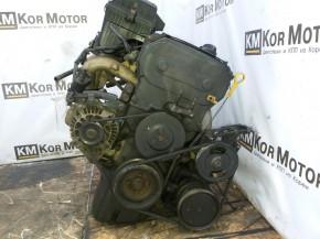 Двигатель A5D Киа Рио 1.5, K0AB202100, Rio Спектра, Бензин