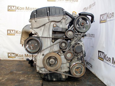 Двигатель L4KA 2.0 Хендай Соната, Киа Маджентис , Хендай Соната, Киа Маджентис , Газ