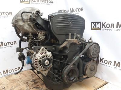 Двигатель FE DOHC Киа Кларус 2.0, 0K9AE02000, Clarus, Бензин