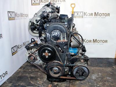 Двигатель G4HE Киа Пиканто, Хендай Гетц 1.0, Picanto, Getz, Бензин