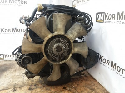 Двигатель G4CS Хендай Старекс, H200, Starex, Бензин