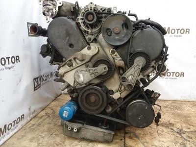 Двигатель K5 2.5 Киа Карнивал  V6 150 л.с , KZ26102100, Carnival, Sedona, Бензин