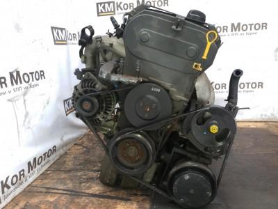 Двигатель S5D / S6D Киа Спектра 1.6, K0AB502100, Spectra, Rio, Sephia, Бензин