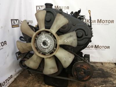 Двигатель D4BH Хендэ Старекс 2.5, 2110142V00, Старекс, Дизель