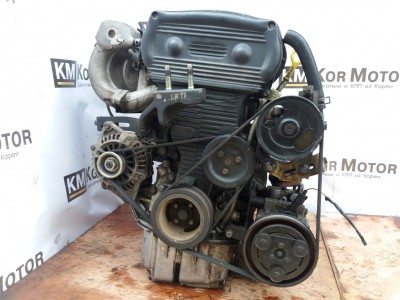 Двигатель T8 Киа Спектра, Кларус, Каренс 1.8, CarensSpectraClarus, Бензин